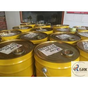 MDI based polyurethane binder solvent free PU binder for SBR or EPDM rubber granules