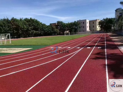 Epdm Rubber High Quality IAAF Certification Athletic Running Track